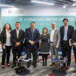 Ruth Mejía, Daniela Rocha, Roberto Martínez Yllescas, Marco Fernández, Berenice Alcalde, Daniel Coulomb, José Luis Gutiérrez y Gastón Melo
