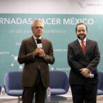 Gastón Melo y Alejandro Poiré
