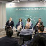 Jaime Suárez Garza, Valeria Hernández Luna, Mónica Serrano y Miguel Ruíz Cabañas