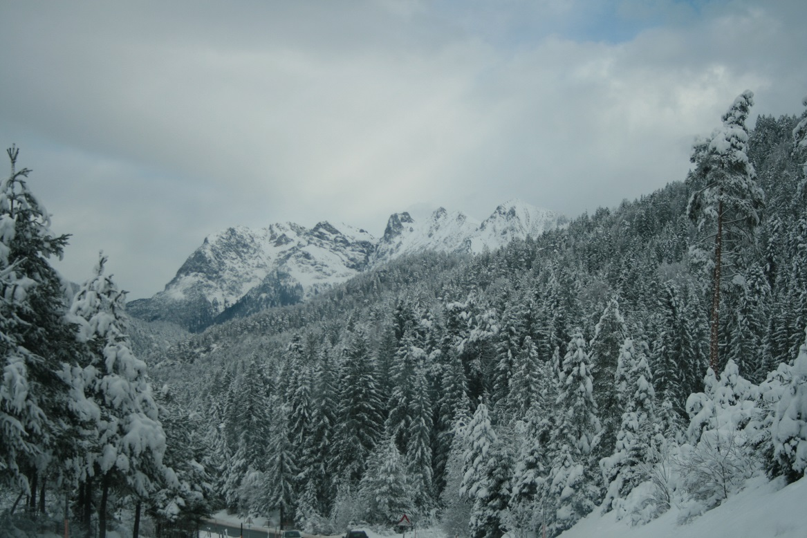 Travel to the Austrian Alps on a Budget!