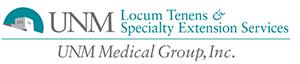 University of New Mexico Locum Tenems