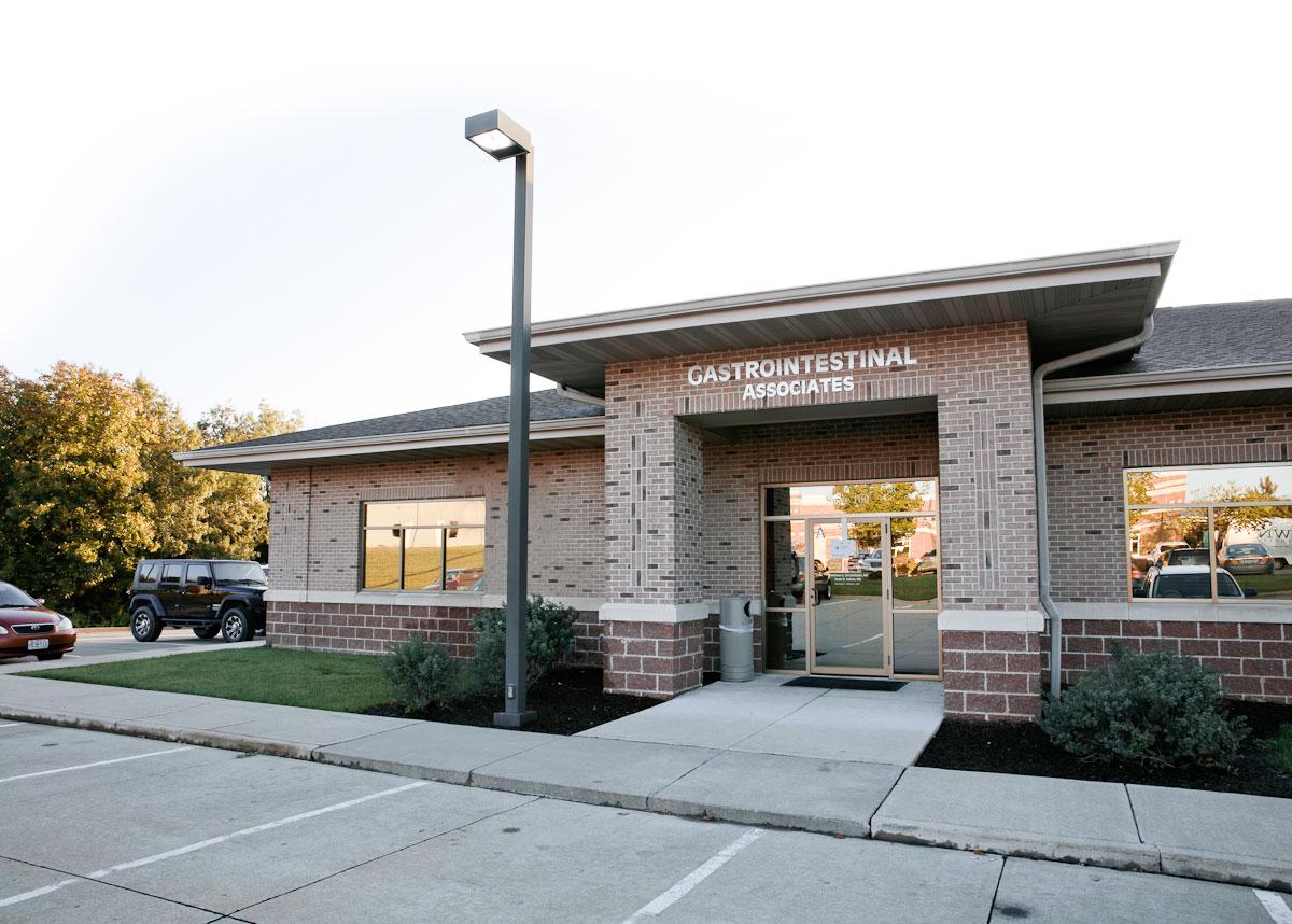 GI Associates office building