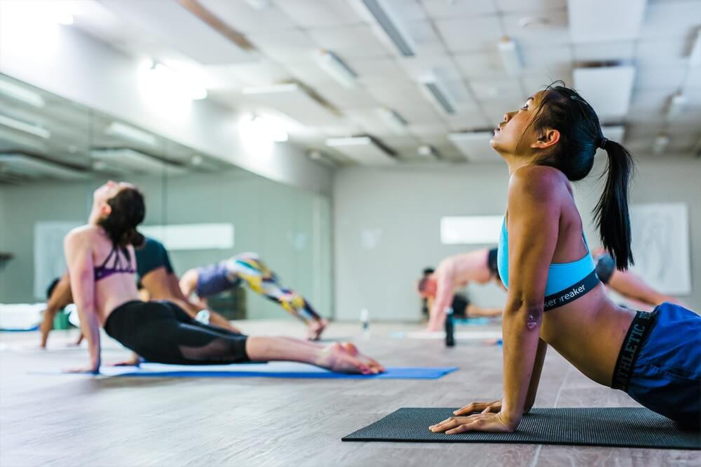 Wellington yoga sessions that focus on flexibility