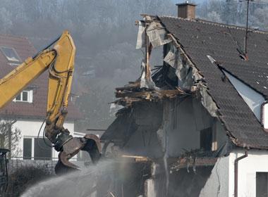 house-demolition