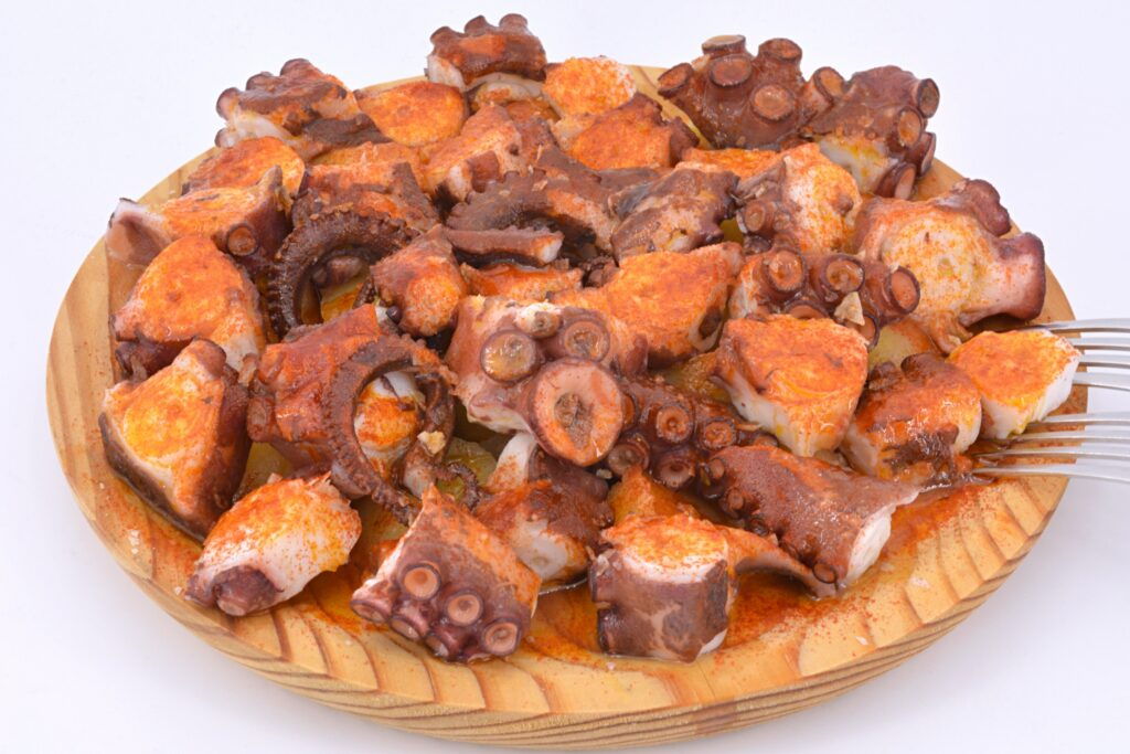 Galician octopus, how to cook it easily