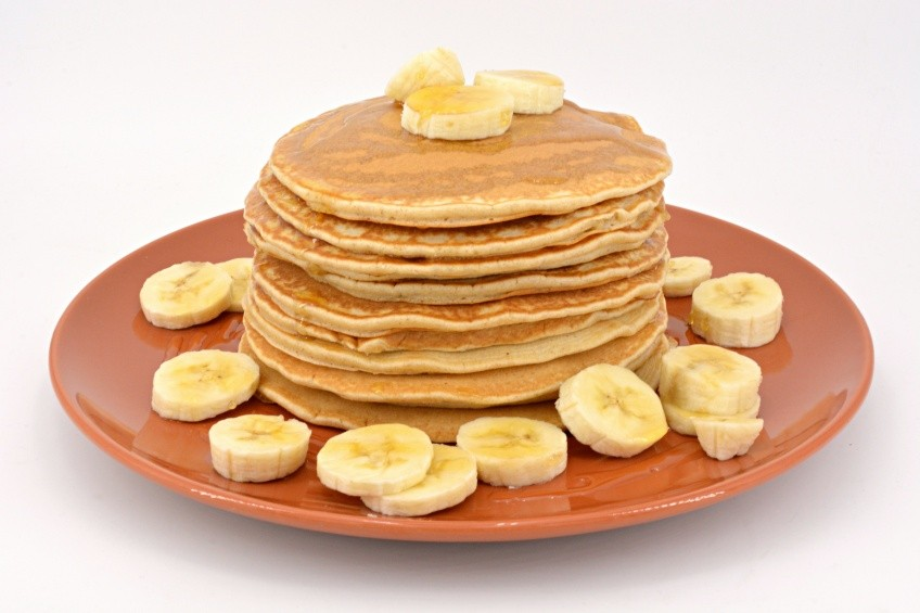 Easy and delicious homemade pancakes