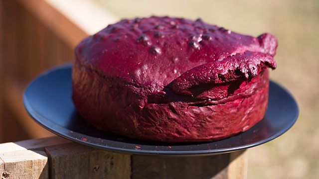 Red velvet desserts with natural beet color!  - cakes
