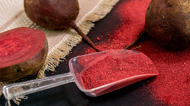 How to make a natural color powder for coloring