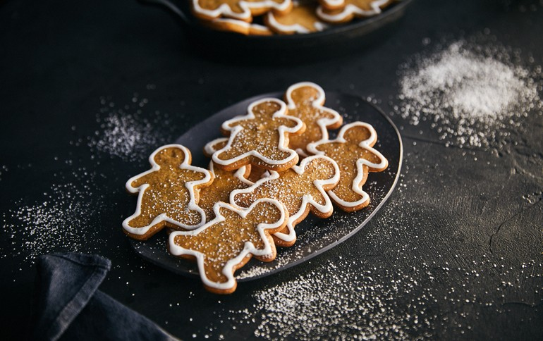 Gingerbread Christmas Cookies - Love cooking NEFF