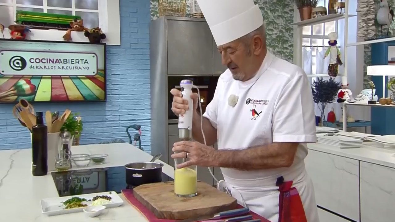 How to make tartar sauce easily and quickly with this recipe from Karlos Arguiñano