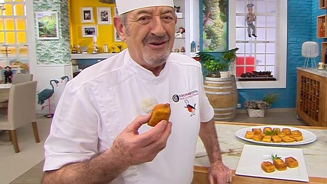 Mussel delicacies by Karlos Arguiñano: the irresistible square croquettes you will want to try - step 5