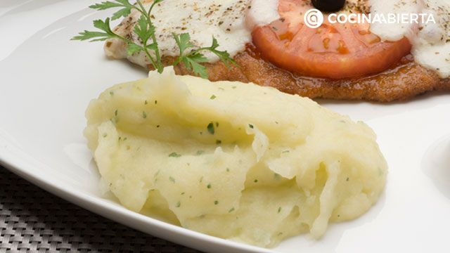 Recipes with mashed potatoes by Carlos Arginiano