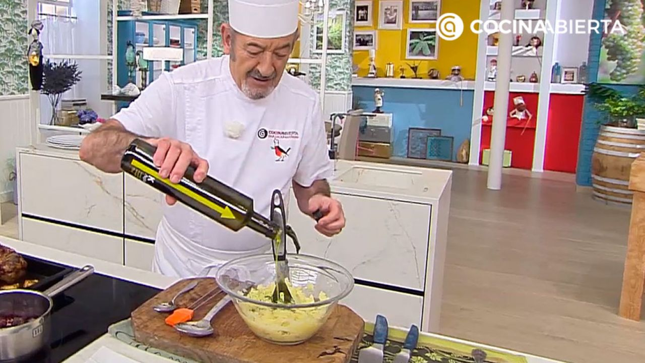 How to make creamy mashed potatoes, the recipe and tricks of Carlos Arginiano