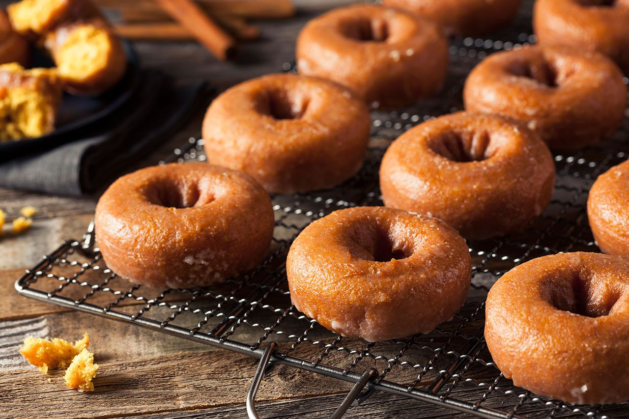 How to make homemade fluffy donuts - oven