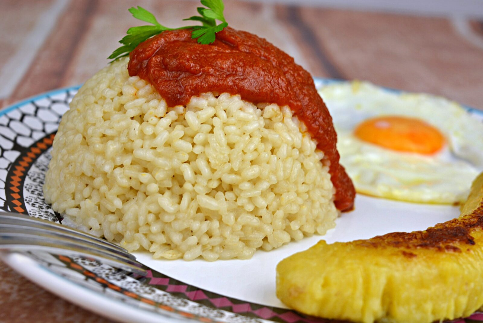 Easy and delicious Cuban rice recipe