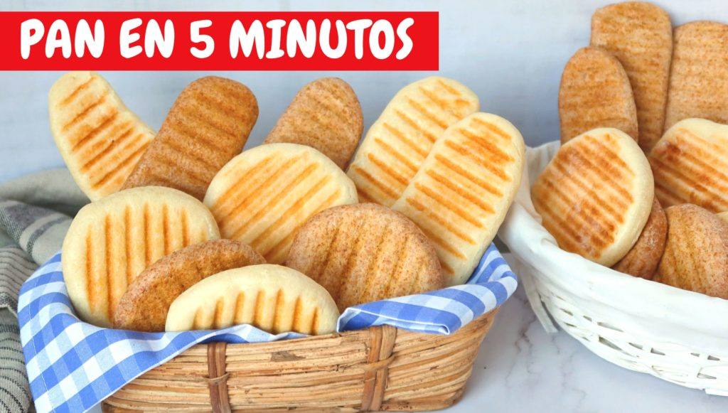How to make BREAD IN 5 MINUTES.  I do it every day.  Save time and money!  - Anna Easy Recipes