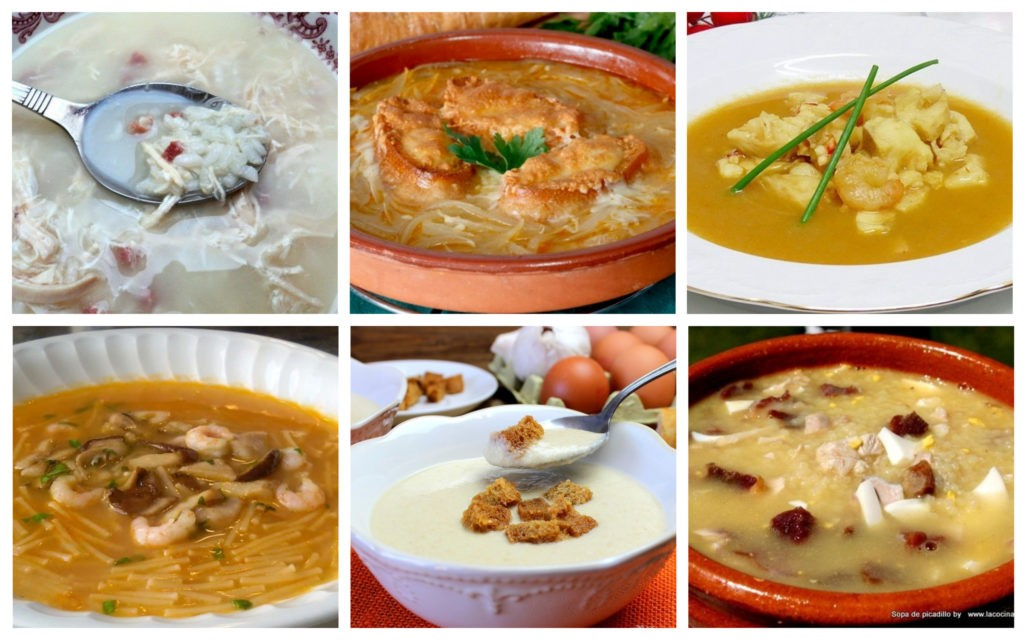 Soup recipe for every day of the week - Anna Easy Recipes