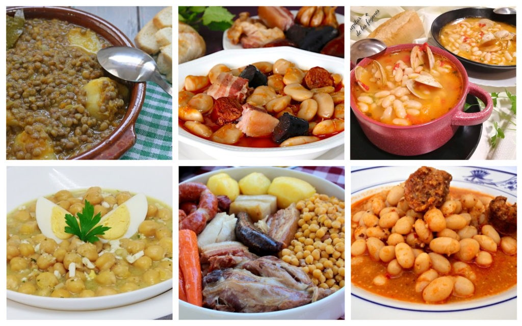 Recipes for legumes for every day of the week - Anna Easy Recipes