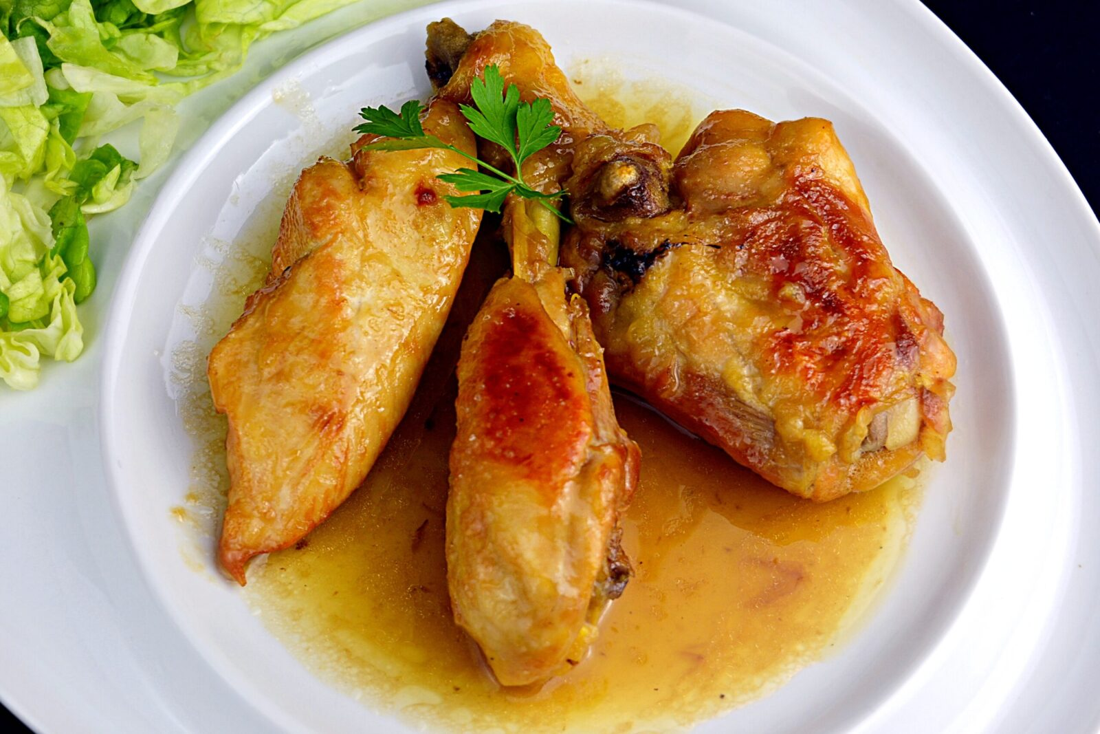 Sweet and sour chicken recipe with beer