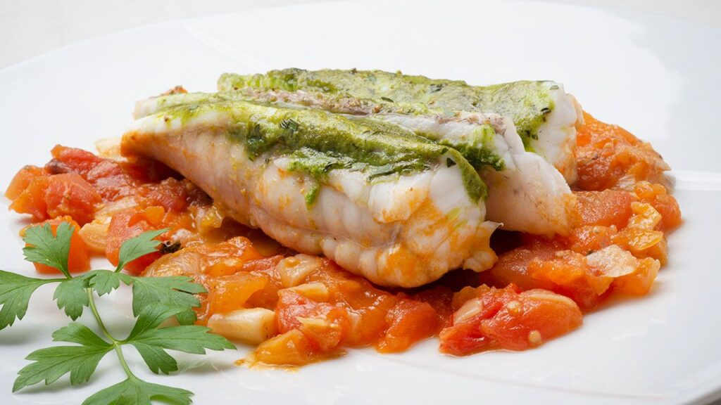 Grilled sea fish recipe - Carlos Arginiano
