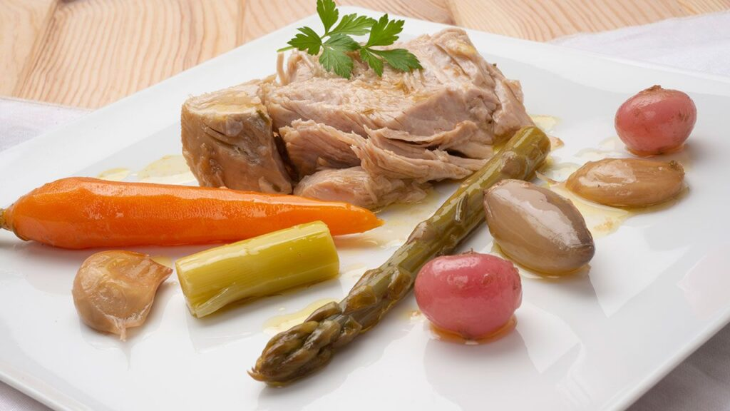 Recipe for marinated turkey - Carlos Arginiano