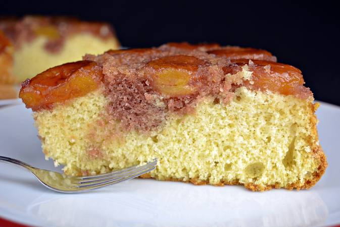 Step 1 of Recipes for making sponge cakes with fruit