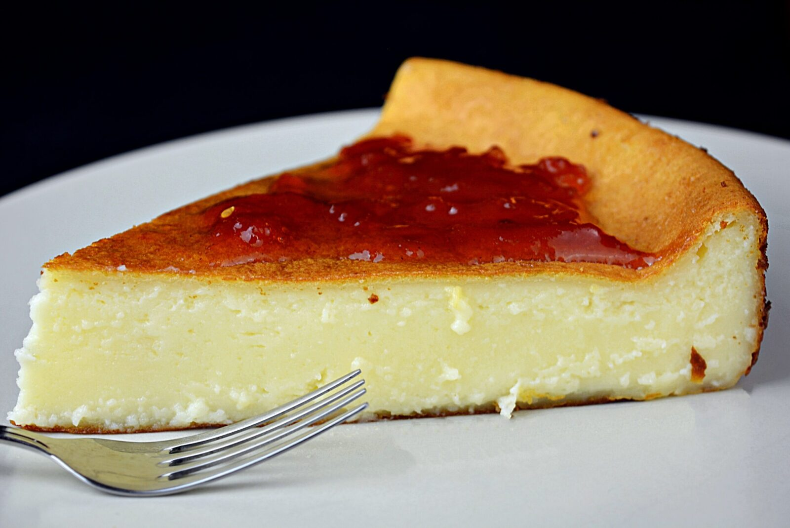 Homemade cheesecake, the easiest in the world