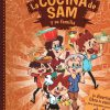 Sam and his family's kitchen - cover