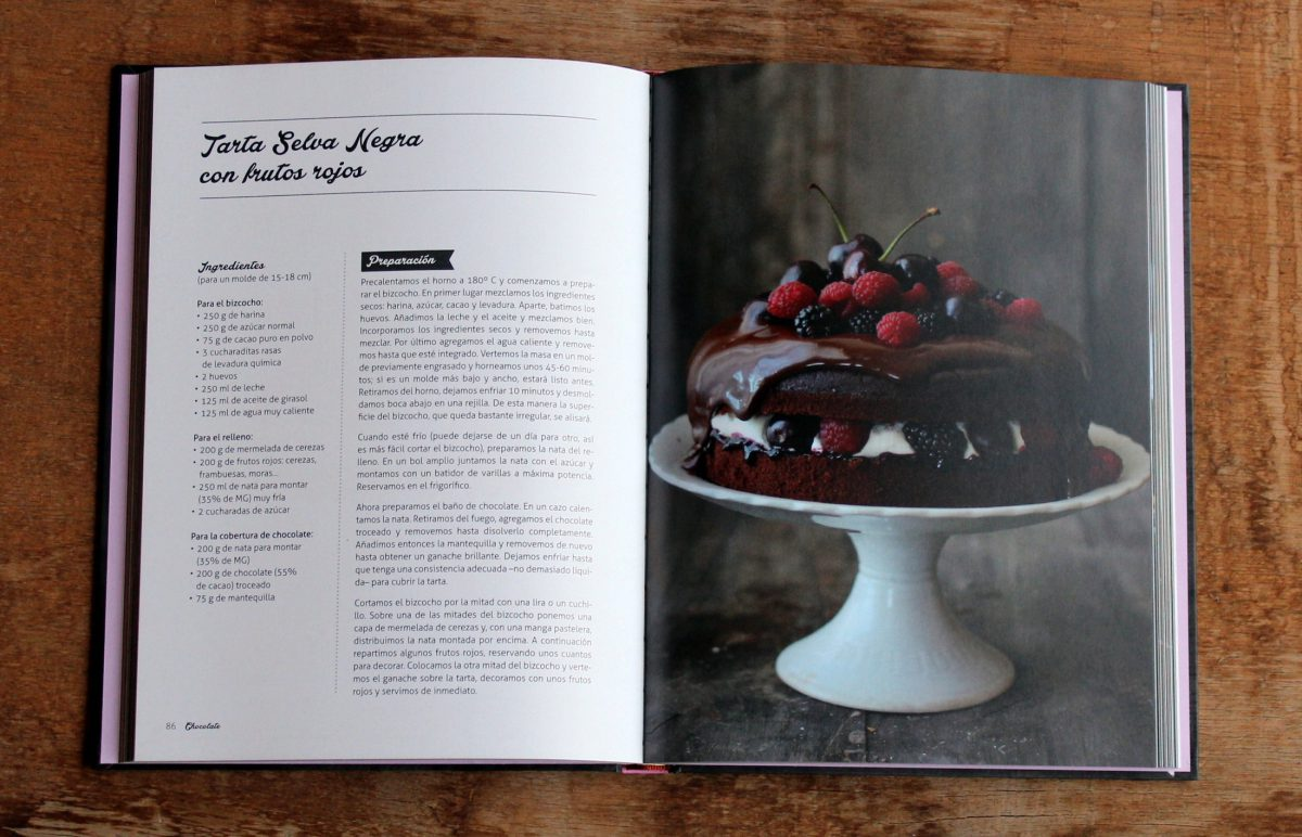 Chocolate, Recipes with a touch of happiness