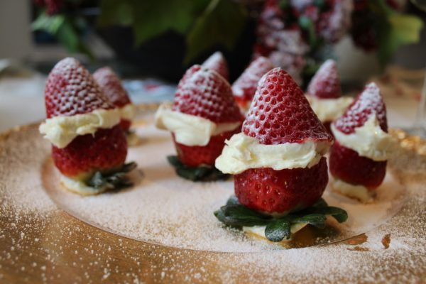 Sweet recipes for Christmas