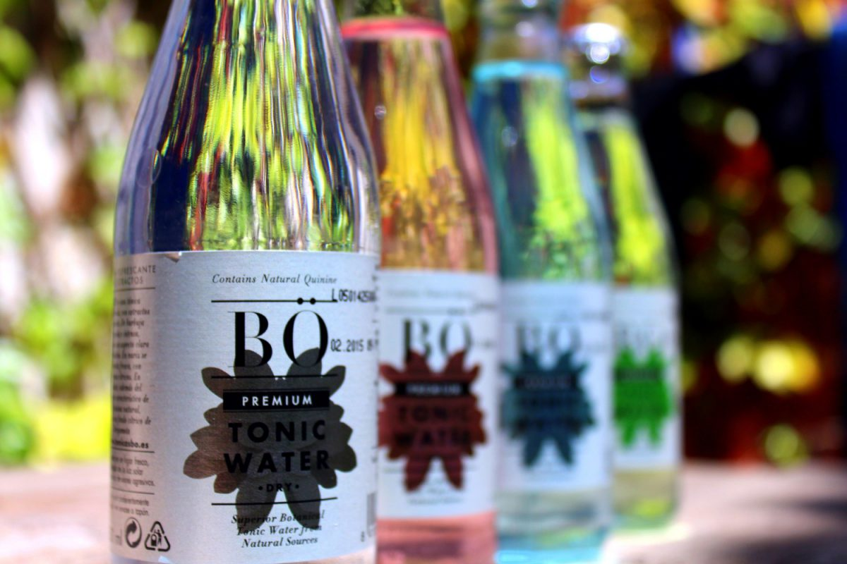 BÖ the ideal tonic for perfect gintonics