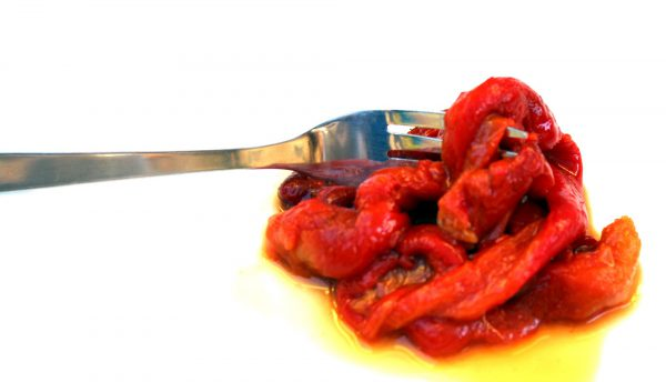 Recipe for roasted peppers