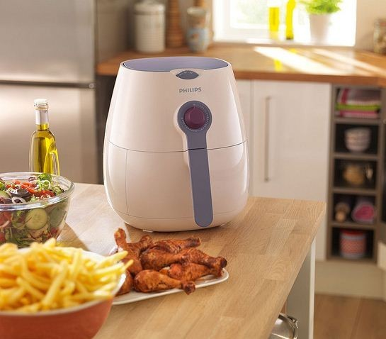 Philips AirFryer, fry without oil