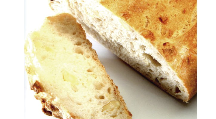 Almond bread - Gastroactitud.  Passion for food