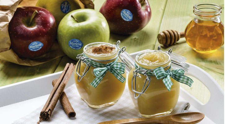 Apple mousse - Gastroactitud.  Passion for food