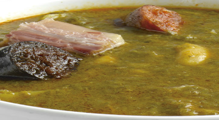 Asturian pot - Gastroactuality.  Passion for food