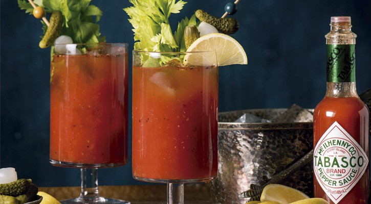 Bloody Mary Tabasco - Gastroactitud.  Passion for food