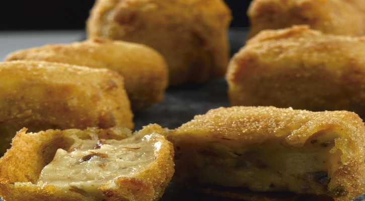 Company croquettes - Gastroactitud.  Passion for food