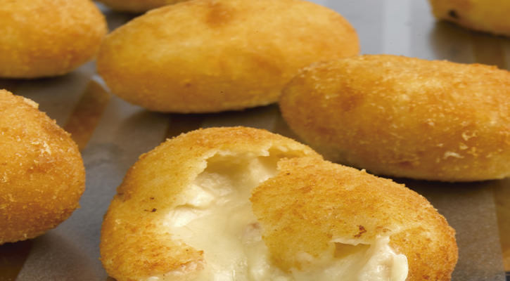 Croquettes from Echaurren - Gastroactitud.  Passion for food