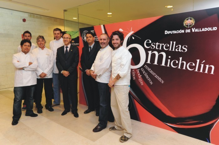 Evenings with 6 Michelin stars