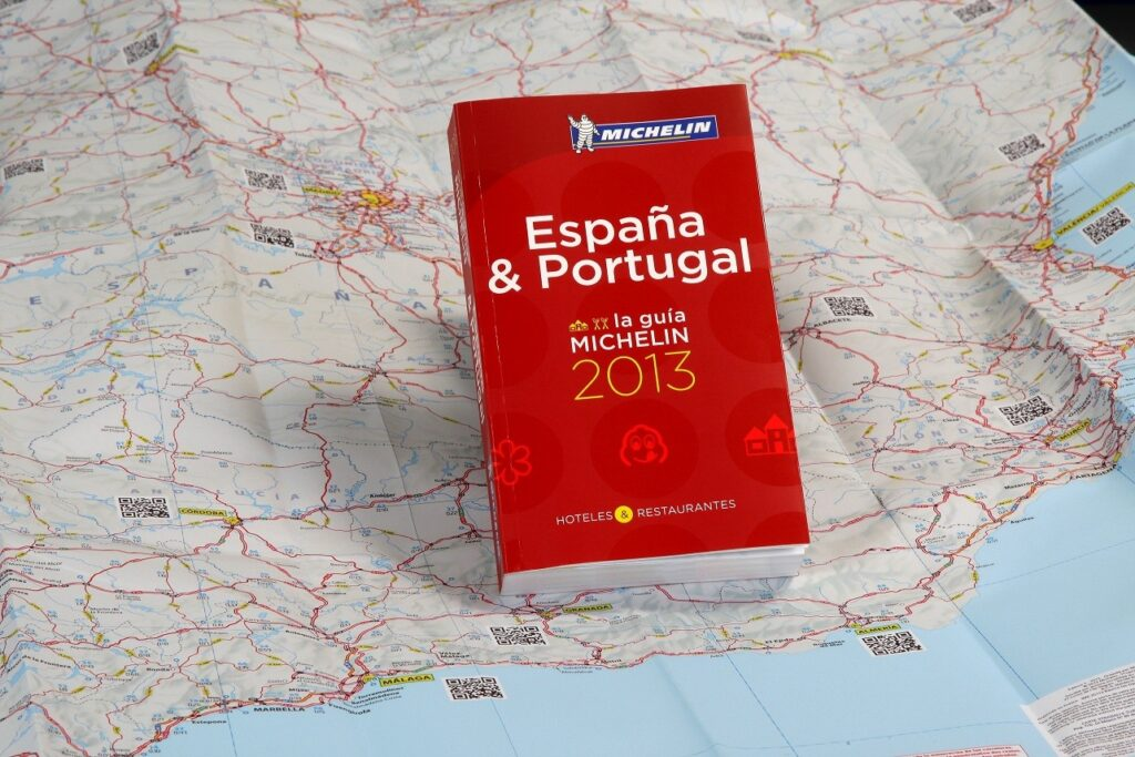 Michelin Guide Spain and Portugal 2013