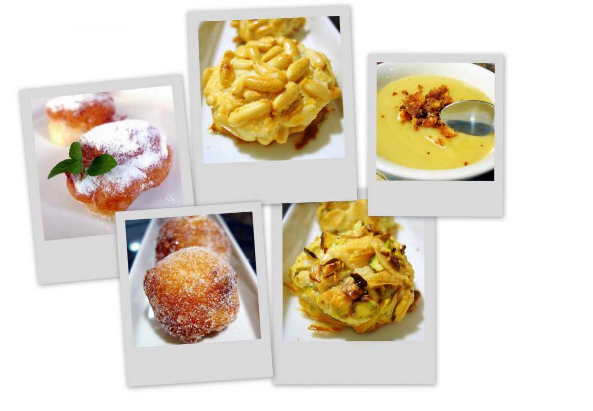 Recipes for Saints' Day