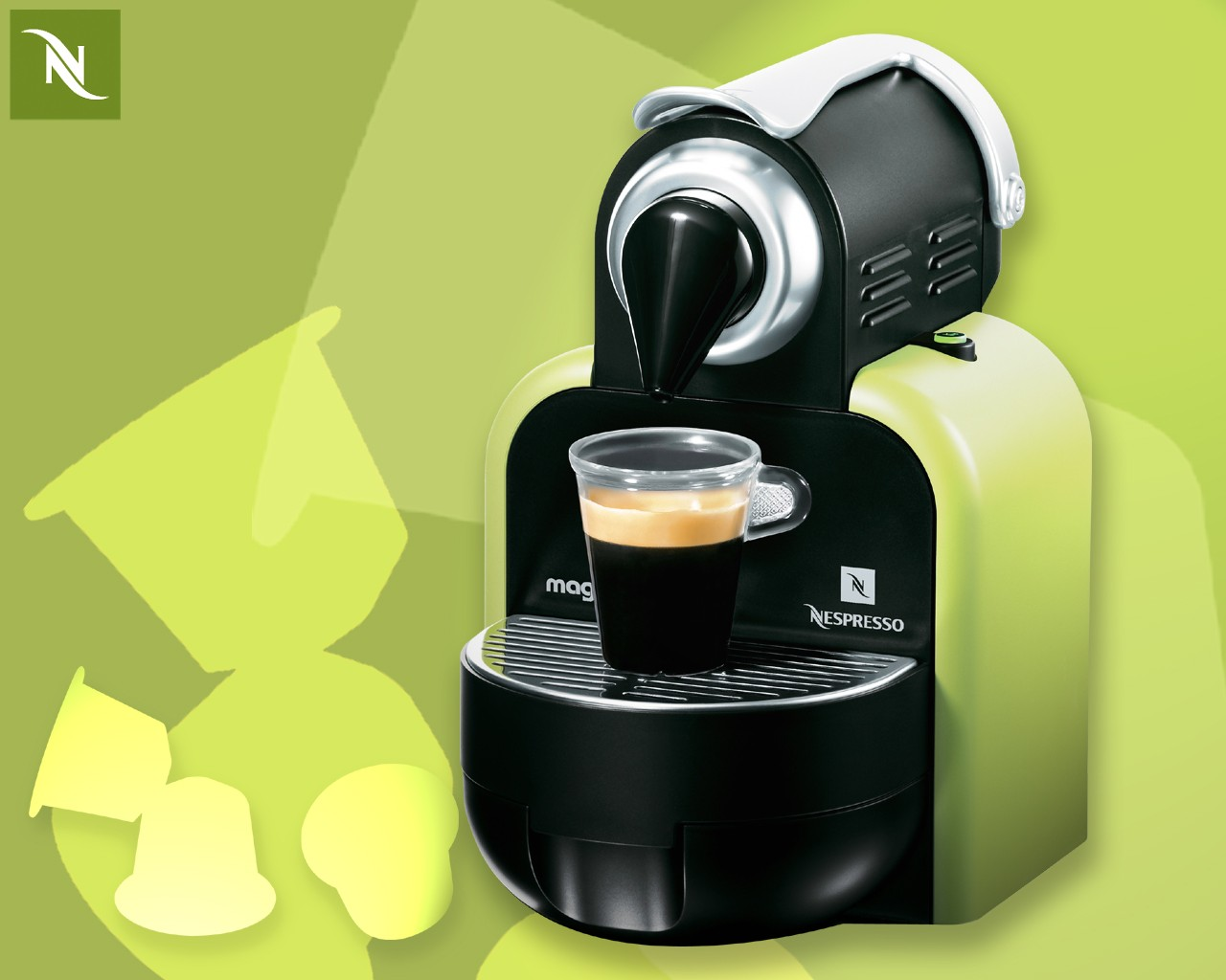 Nespresso will recycle the coffee capsules