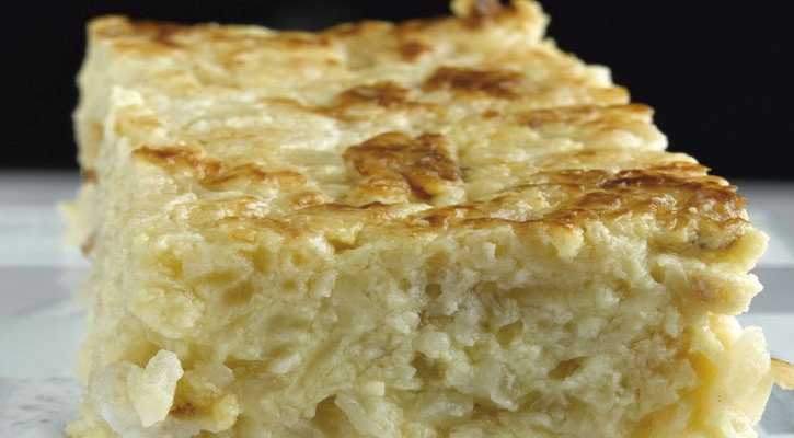 Onion omelette - Gastroactitud.  Passion for food
