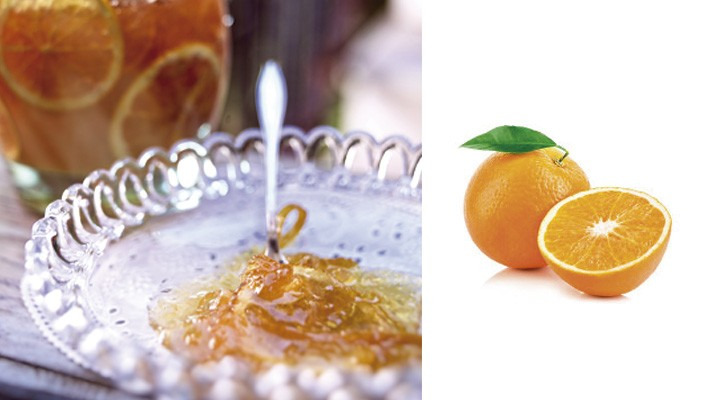 Orange and ginger jam - Gastroactitud.  Passion for food