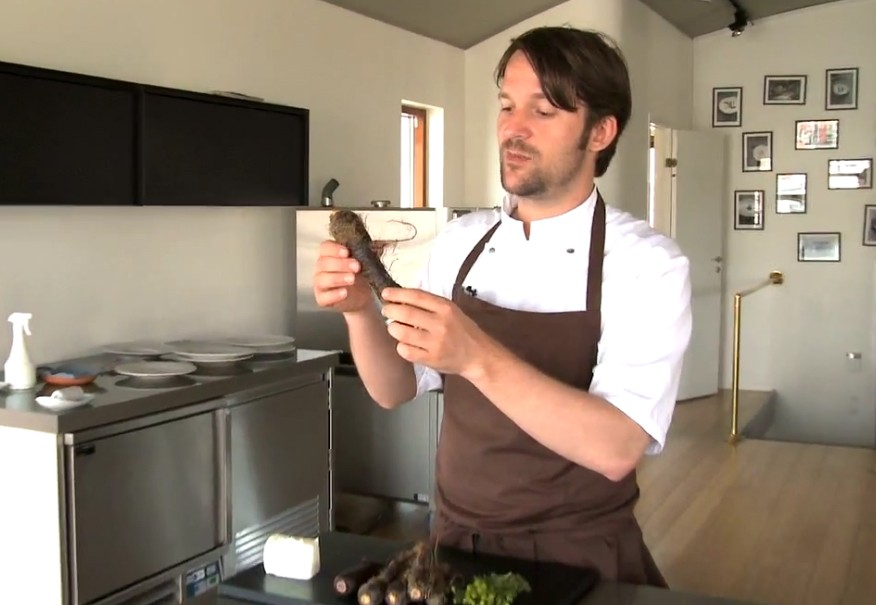 Video recipes by chef Rene Rexhepi