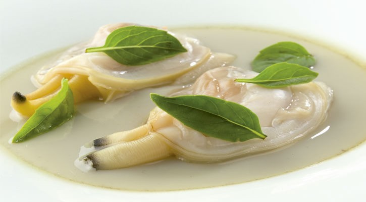 Royal Sea Juice - Gastroactitude.  Passion for food
