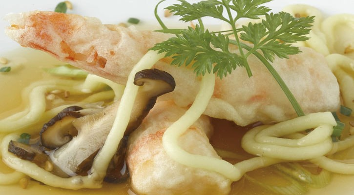 Squid and coconuts - Gastroactitud.  Passion for food