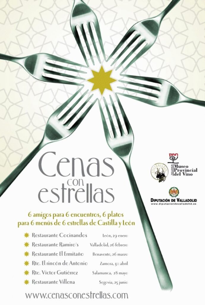 Evenings with stars in Castile and Leon