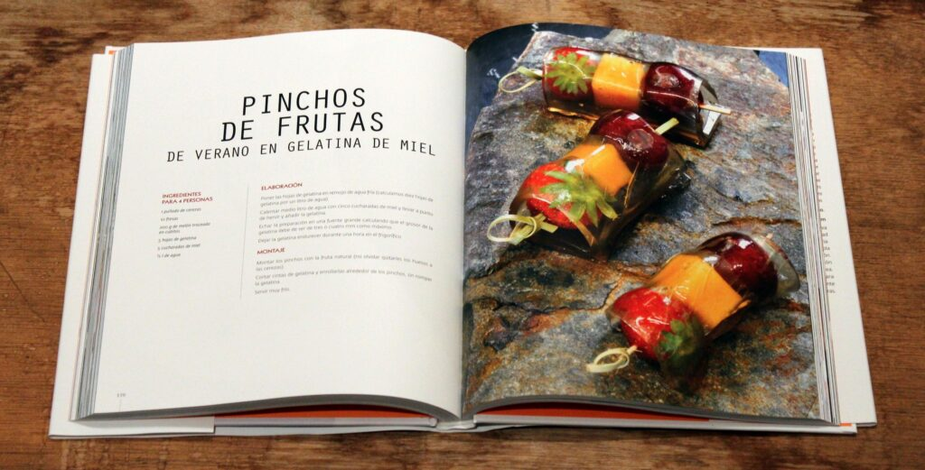 Symbiotic cuisine, a new book by Miguel Angel Almodovar